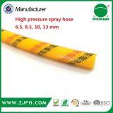Шланг высокого давления PVC с сильной пушкой брызга шланга сопла шланга
