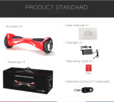 Neues Chrome Colored Scooters Bluetooth Samsung Battery 2 Wheel Smart elektrisches Skateboard