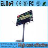 Wasserdichter und hoher im Freien LED Bildschirm der Helligkeits-P10