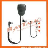 Microfono a distanza dell'altoparlante degli accessori radiofonici bidirezionali per il walkie-talkie di Motorola