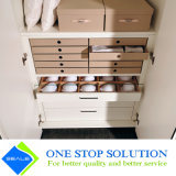 Casella bianca del cassetto di colore degli armadi dei guardaroba della mobilia della camera da letto (ZY 2015)