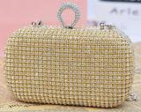 2015新しいデザイナーハンドバッグの贅沢で完全なダイヤモンドのイブニング・バッグ(XW717)