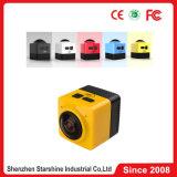 Câmera da ação do cubo 360 com H. 264 e WiFi
