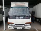 Isuzu 100p Double Row 밴 Truck (QL5040X8EWR)