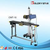 Máquina en línea de la marca del laser del conjunto [de Glorystar]