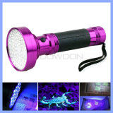 Skorpion-Detektor-Haustier-Urin-Sucher des Purpur-100 LED ultraviolette Blacklight UVled Taschenlampen