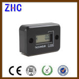 Waterproof Digital LCD Auto Motocicleta Motor Tach Hour Meter for 4 Stroke Gas Engine