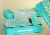 高品質のカスタムロゴの印刷のプラスチックの箱、ペットボックス