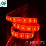 Luz de tira flexible de Epistar LED del color rojo de la decoración (LM5050-WN120-R)