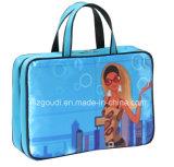 漫画の印刷の方法旅行洗面用品の化粧品は袋を構成する