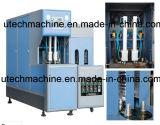 Precio fiable semi-automática máquina de moldeo por soplado y estiramiento