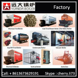 Caldaia infornata legno del carbone, caldaia industriale per la fabbrica farmaceutica