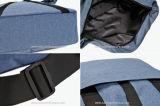 Saco de ombro da bolsa ocasional da lona único