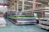 Hoja de acero inoxidable del estándar 304 de Alsl/placa con precio competitivo