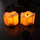 Fabrik Wholesale LED Candle mit Beautiful Design