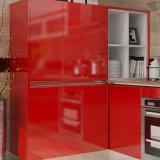 Oppein Топ Гранд Современные красный лак Кухни (OP15-L04)