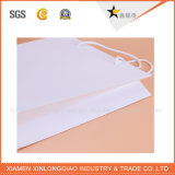 高品質の工場価格のカスタム白い紙袋