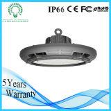 Éclairage LED rond Highbay d'UFO pour l'éclairage industriel d'entrepôt avec Philips