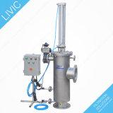 Auto filtro de Bernoulli para a água de mar