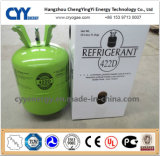 Refrigerant R422da의 높은 Quality High Purity Mixed Refrigerant Gas