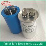 Condensador Sh 240VAC de los acondicionadores de aire Cbb65 con la característica autoregenerable
