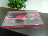 Clear su ordinazione PVC/PET Plastic Box per Electronic Products (pp 013)