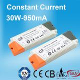 30W de LEIDENE Levering van de Macht met Constante Huidige Output 950mA