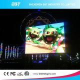 LEIDENE van de Huur van de Kleur van de Prijs P6 SMD van China het Beste Openlucht Volledige Comité van de Vertoning