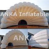 Dimensión de una variable inflable del shell de la tienda de la boda para la música Consert