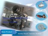 Acero inoxidable Autoclave esterilizador con 1200 mm Diámetro Longitud 3000