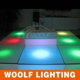 Usager RVB DEL Dance Floor de barre de Woolf KTV