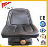 Asiento del rodillo de camino de la suspensión de la pieza de la máquina de la construcción del PVC pequeño