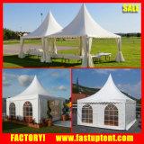 Qualität ABS, Glaswand-Pagode-Partei-Zelt
