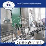 Enchimento automático do suco do frasco de vidro de pressão negativa de preço de fábrica
