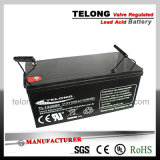 l'UL 12V200ah reconnaissent la batterie solaire rechargeable