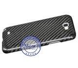 경쟁가격 Samsung 은하 주 2 N7100를 위한 최고 질 100% 실제적인 탄소 섬유 셀룰라 전화 상자 덮개