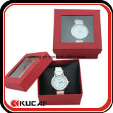Paper su ordinazione Watch Boxes Packaging Factory in Cina