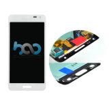 Индикация LCD экрана касания цифрователя мобильного телефона для Samsung G850