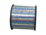 Laser M 유형 폴리에스테 금속 털실 Lurex 털실