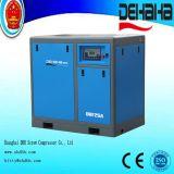 De lucht-Compressor van het Type van Schroef van China van de Wisselstroom Stationaire Machine met de MinimumKlep van de Druk