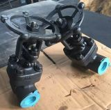 300lb Flange端A105 Forged Steel API Gate Valve