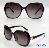 Gafas de sol plásticas de la manera del diseñador a estrenar para las mujeres/señora (DP1213YZ)