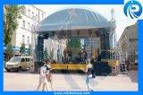 Basamento di alluminio del fascio di evento di illuminazione, cabina di mostra del fascio