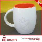 Kop van de Koffie van de regenboog de Ceramische met Kleurrijke Af:drukken voor PromotieGift