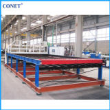 Conet Brand volledig-Automatic Welded Wire Fence Panels Making Machine (HWJ1200 met lijndraad en dwarsdraad 38mm)