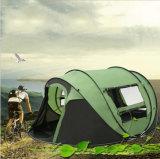 5-6 Personen-volle automatische Familien-Zelte, Sandy-Strand-kampierende Zelte