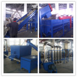 Réutilisation et machine à laver de plastique pour le PE de pp