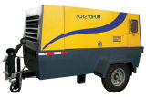 Compressor van de Lucht van de Schroef van de dieselmotor de Draagbare/Mobiele (SCR920PD)
