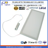 2016 professionista Manufacturer 600X300mm LED Panel Light