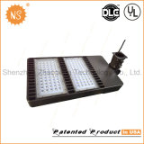 Dlc UL 80W 100W 150W 200W LED Parking Lot Light、200W LED Shoebox Light